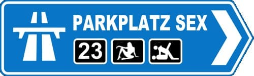 Parkplatz Dating